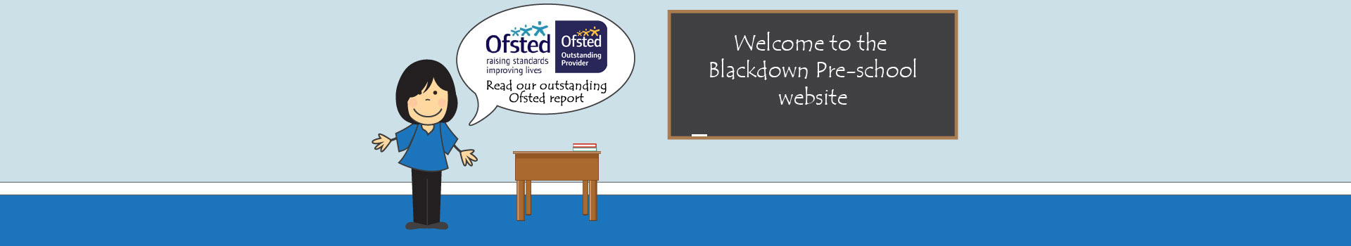 Welcome to Blackdown preschool website